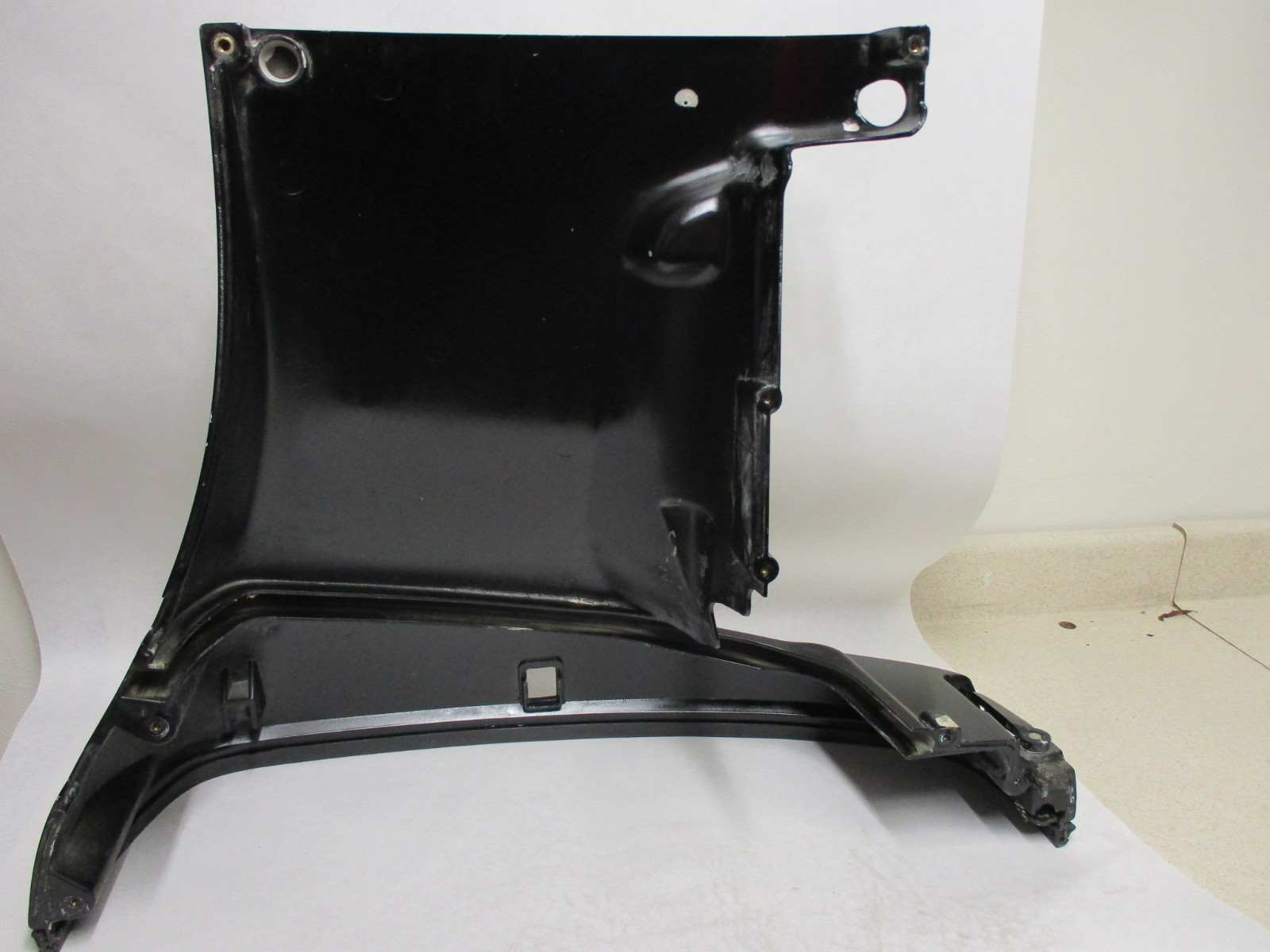 100 858743a 2 mercury 75 115 hp 4 stroke outboard lower for Mercury outboard motor cowling