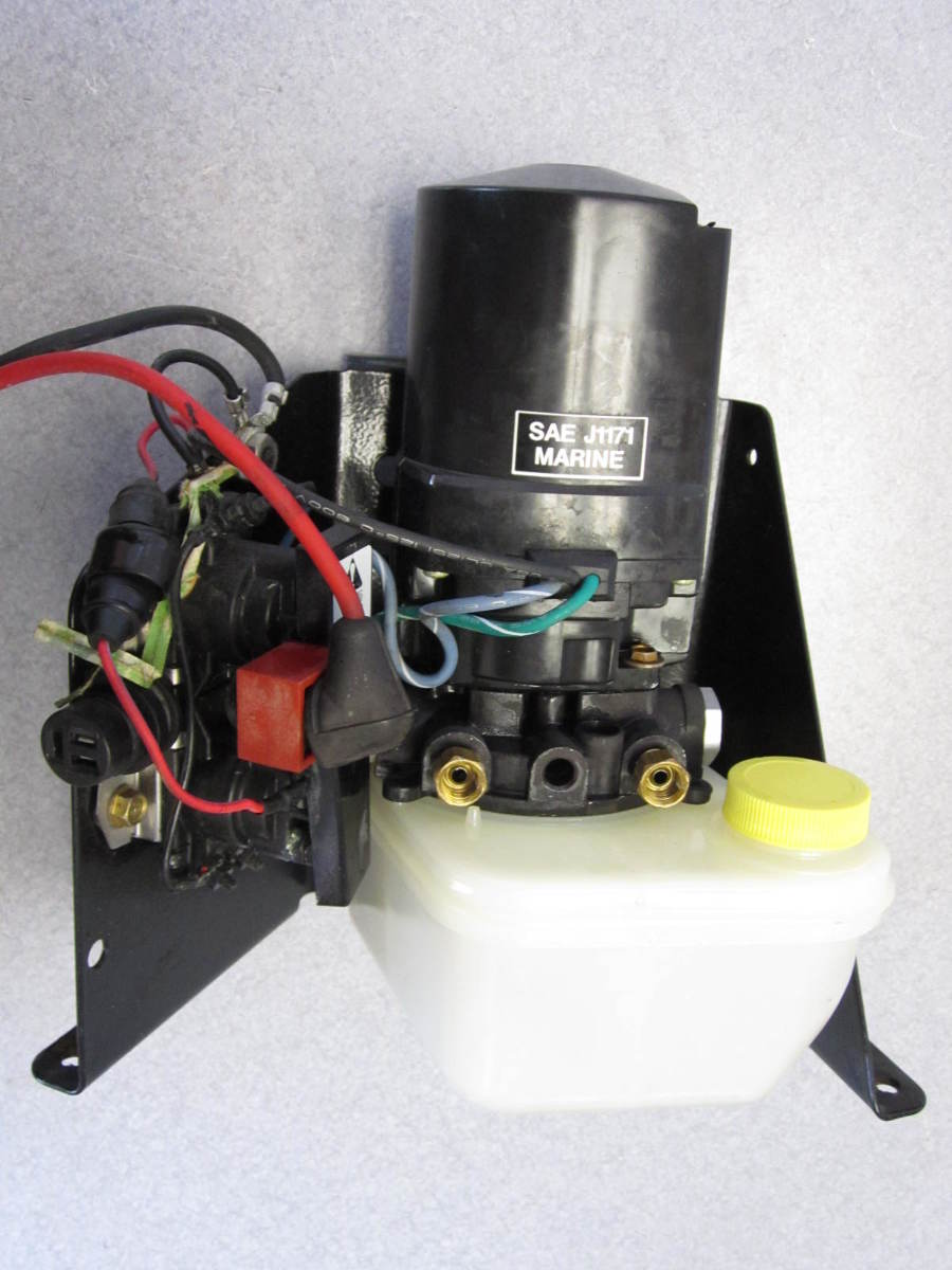 865380a13 Mercruiser Alpha One Trim Tilt Pump 865380 Ebay