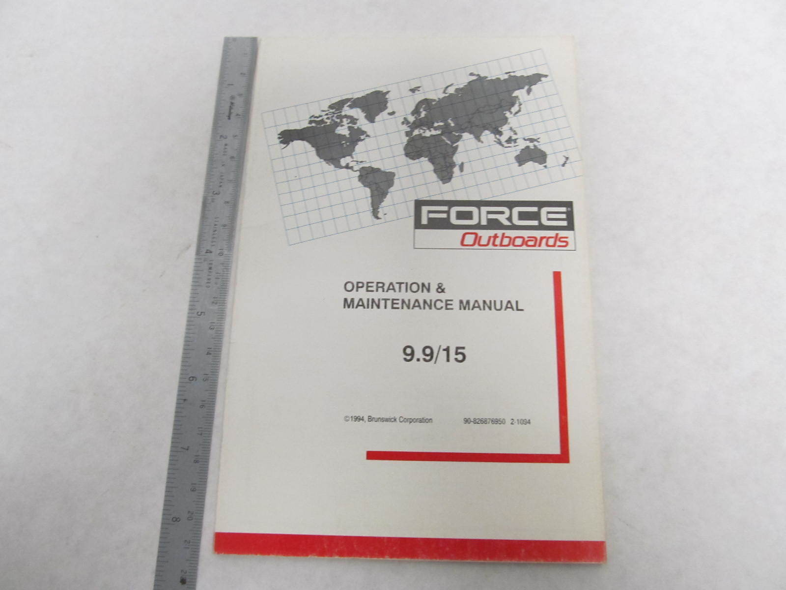 force 90 hp outboard manual
