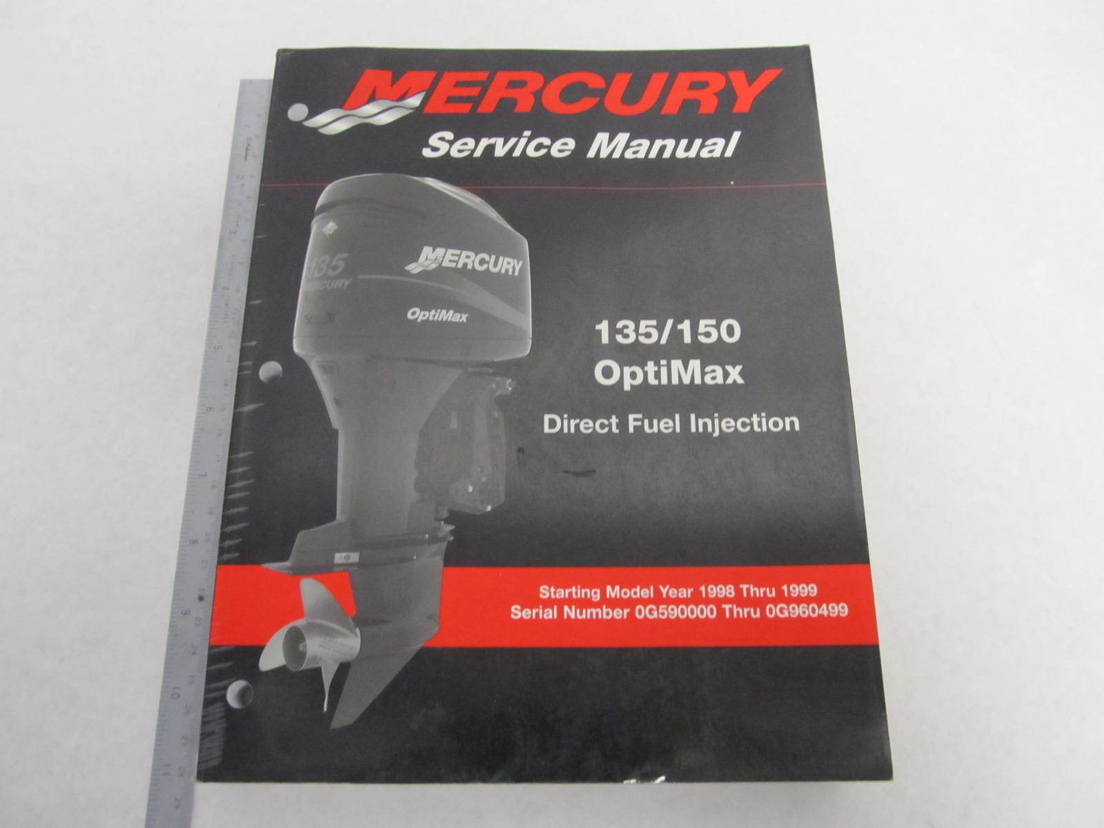 Oil Injection Components For Mariner Mercury 135 140 150 Manual Guide