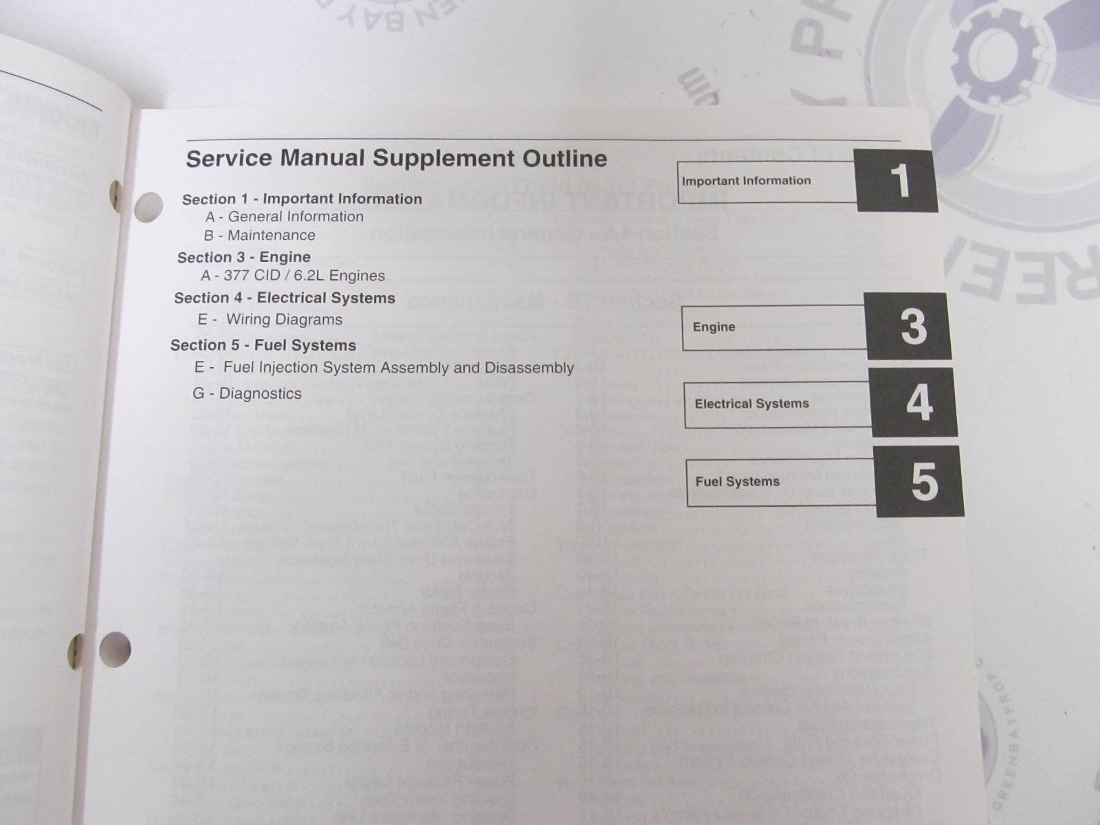 90 861327000 mercruiser service manual supplement to number 24 gm rh greenbayprop com mercruiser service manual 23 mercruiser service manual 23