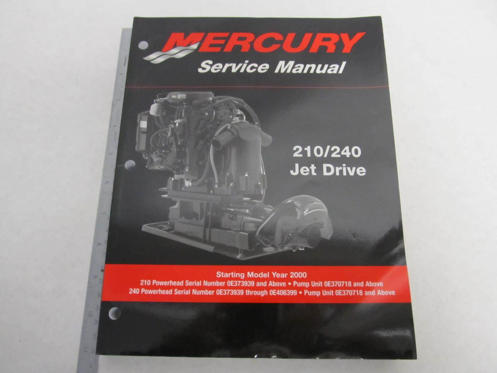2002 mercury outboard service manual