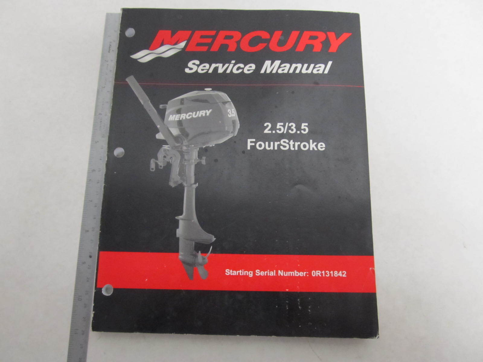 90 899925 mercury outboard service manual 2 5   3 5 hp 4 1986 mercury 35 hp outboard service manual 1985 mercury 35 hp outboard service manual