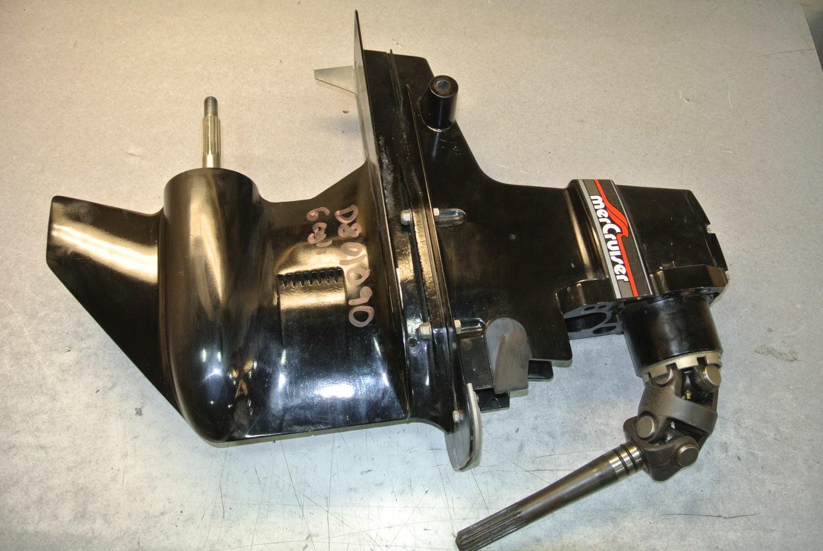 Mercruiser Stern Drive Upper Lower Unit Gear Case Alpha I