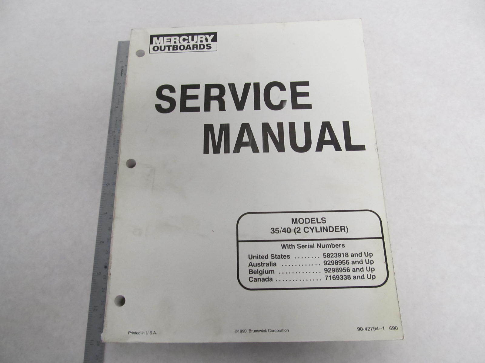 90 42794 1 690 mercury outboard service manual 35 40 hp 2 mercury 35 hp outboard service manual mercury 35 hp outboard service manual