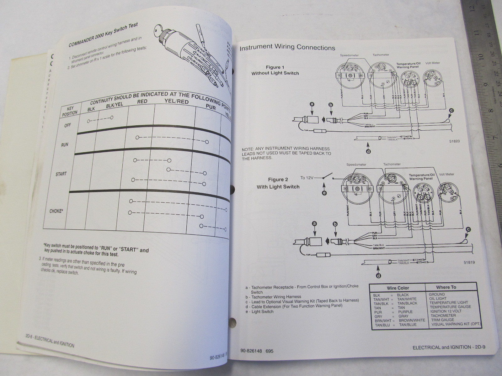mercury 40 hp 4 stroke service manual