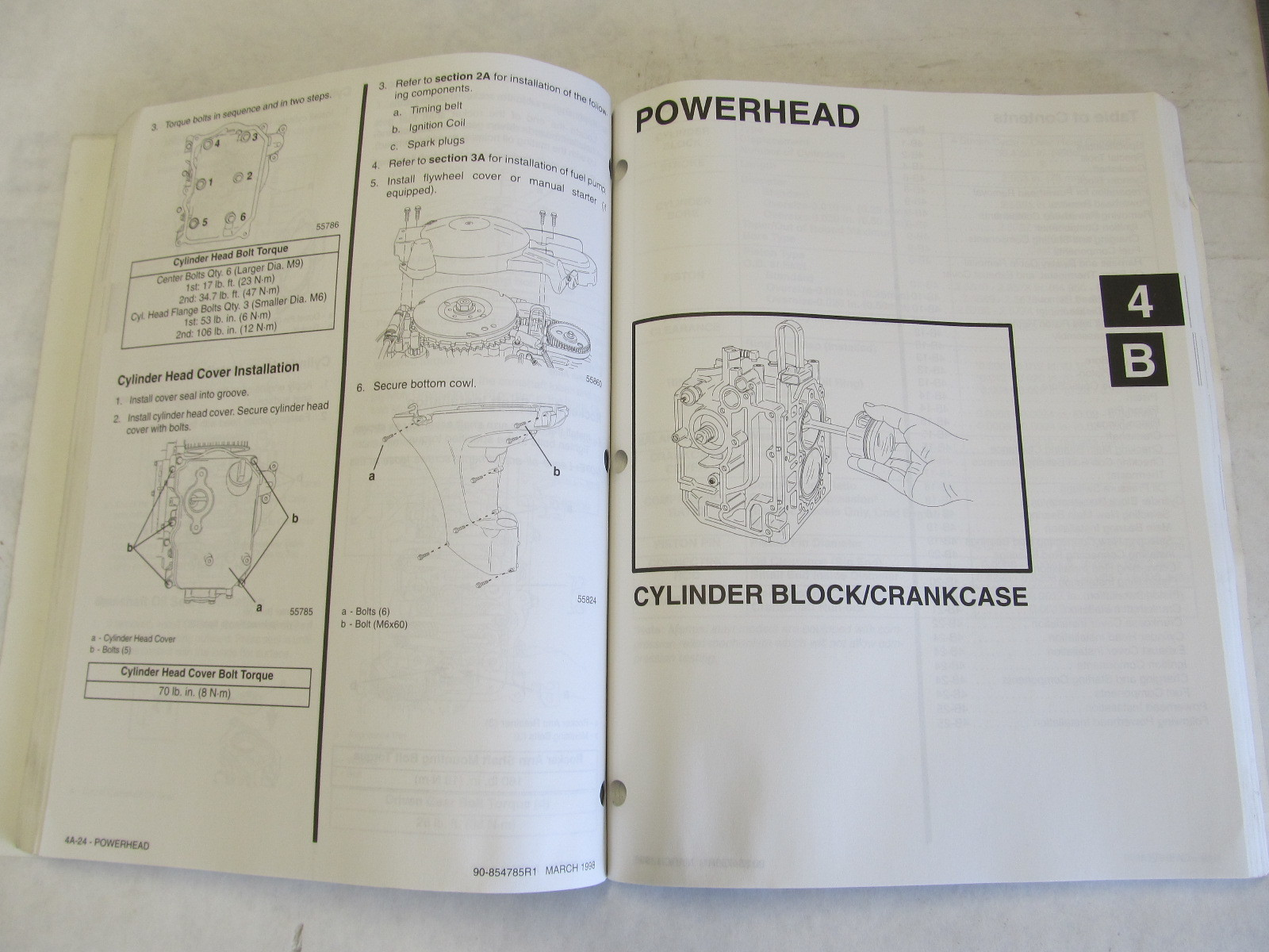 1998 mercury 25 hp outboard manual