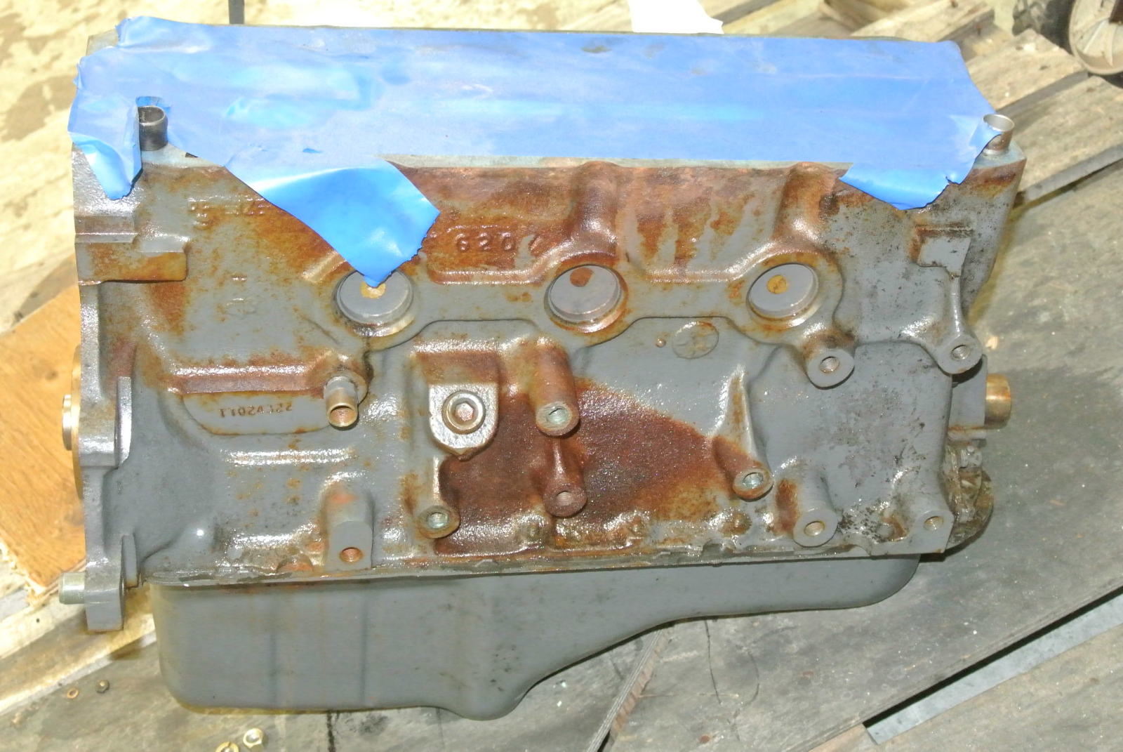 23 OMC Cobra Ford 4 Cylinder Engine Bayliner Motor  Green Bay