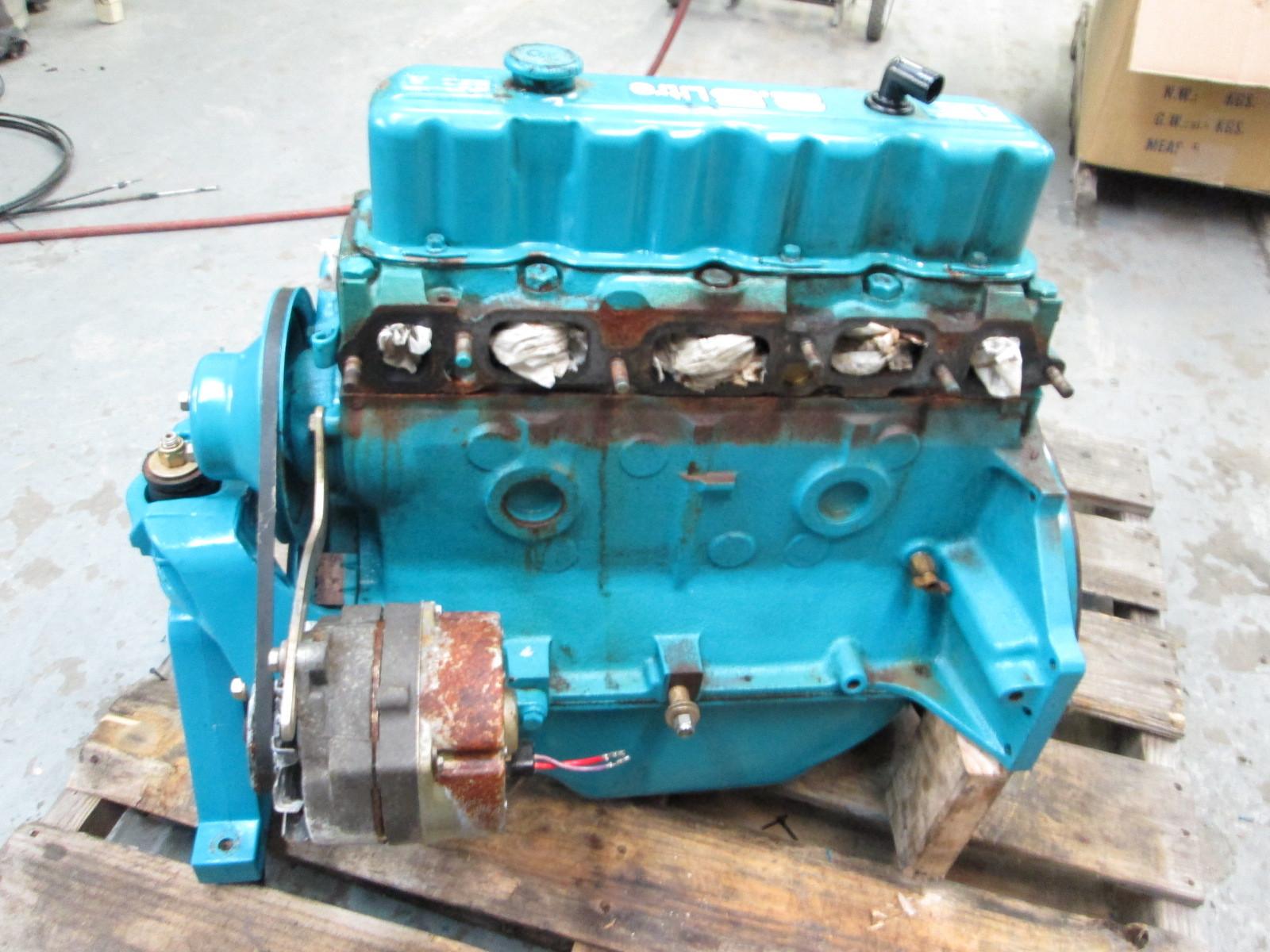 2 5 3 0 Liter 120 Hp Omc  U0026 Cobra Stern Drive Engine 1974