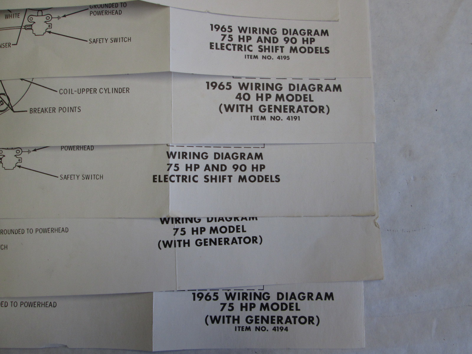 evinrude johnson outboard wiring diagrams hp green 1965 evinrude johnson outboard wiring diagrams 40 90 hp