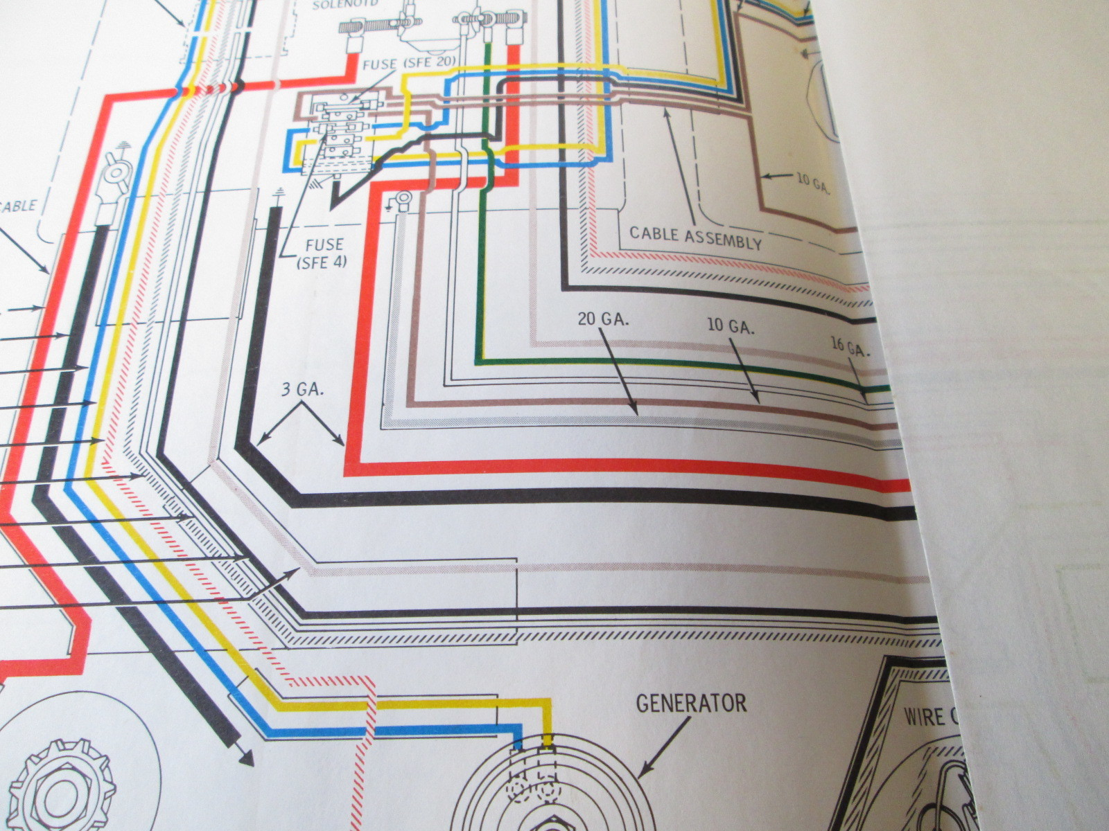 1965 Evinrude & Johnson Outboard Wiring Diagrams 40-90 Hp | Green ...