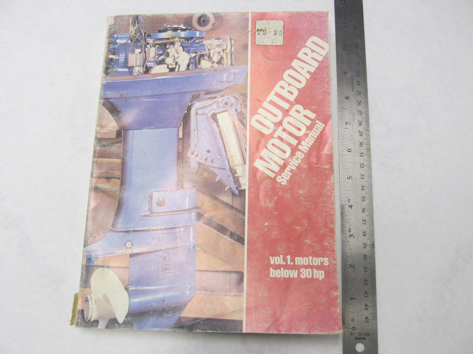 mercury outboard motor service manual