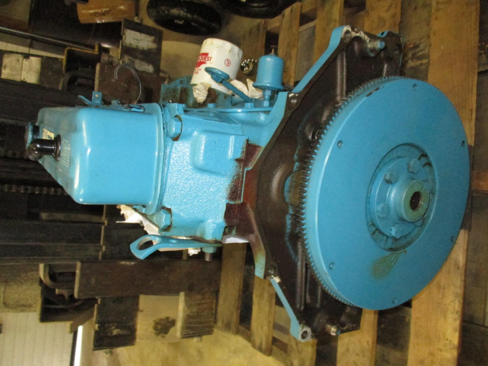 Boat Engine: Omc Boat Engine