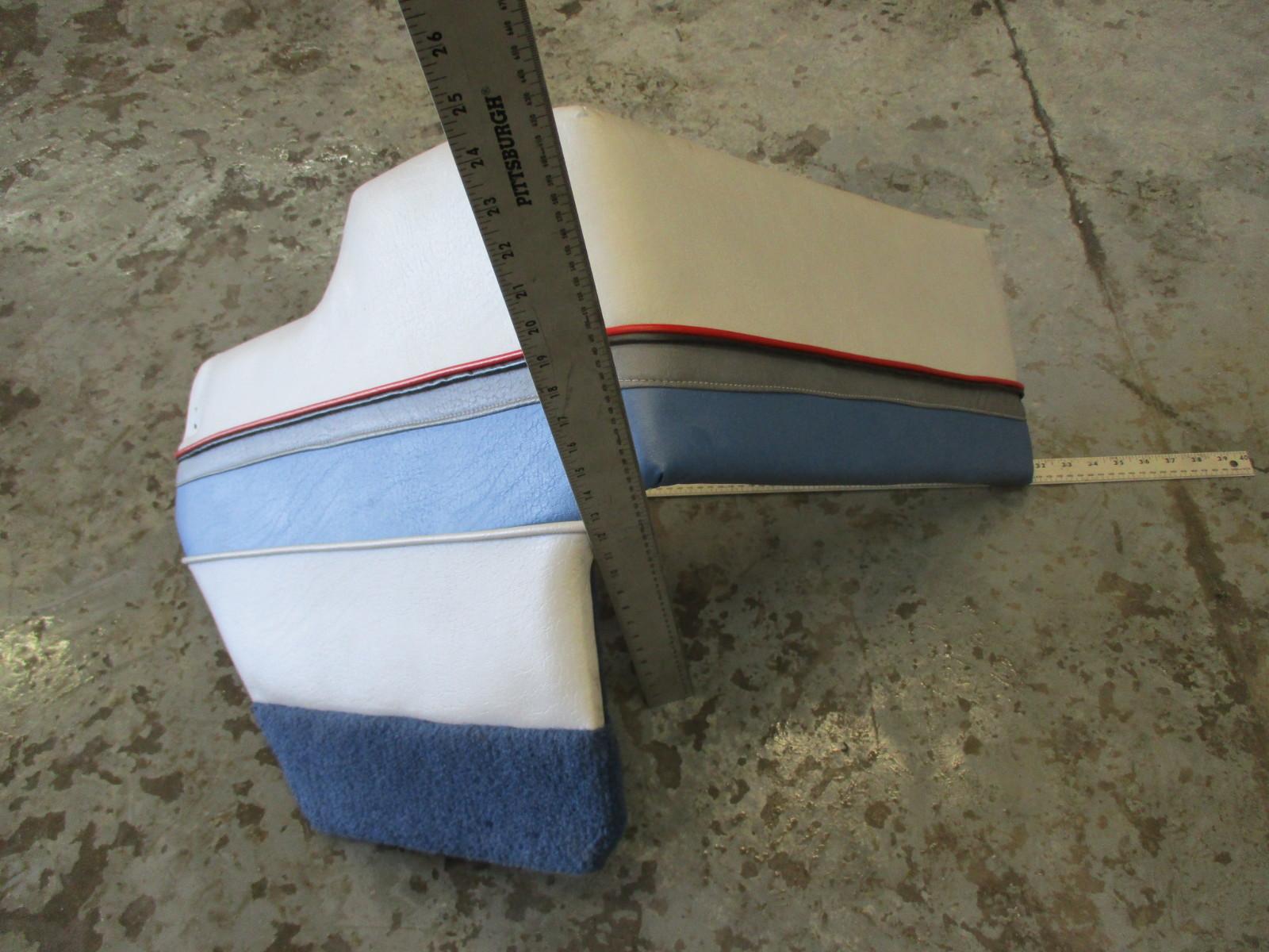 Set Of Two 1988 Bayliner Capri 18ft Bow Interior Middle