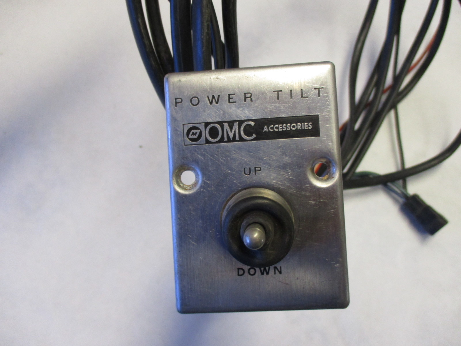 Omc Johnson Evinrude Power Trim  U0026 Tilt Wire Harness And