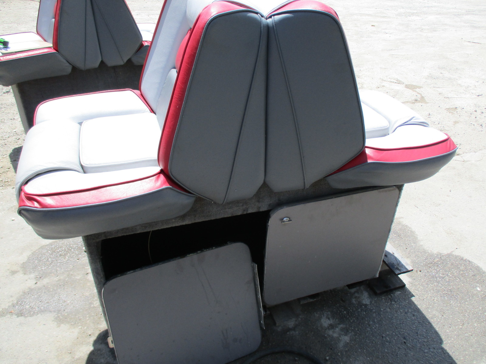 Boat Seats: Four Winns Boat Seats