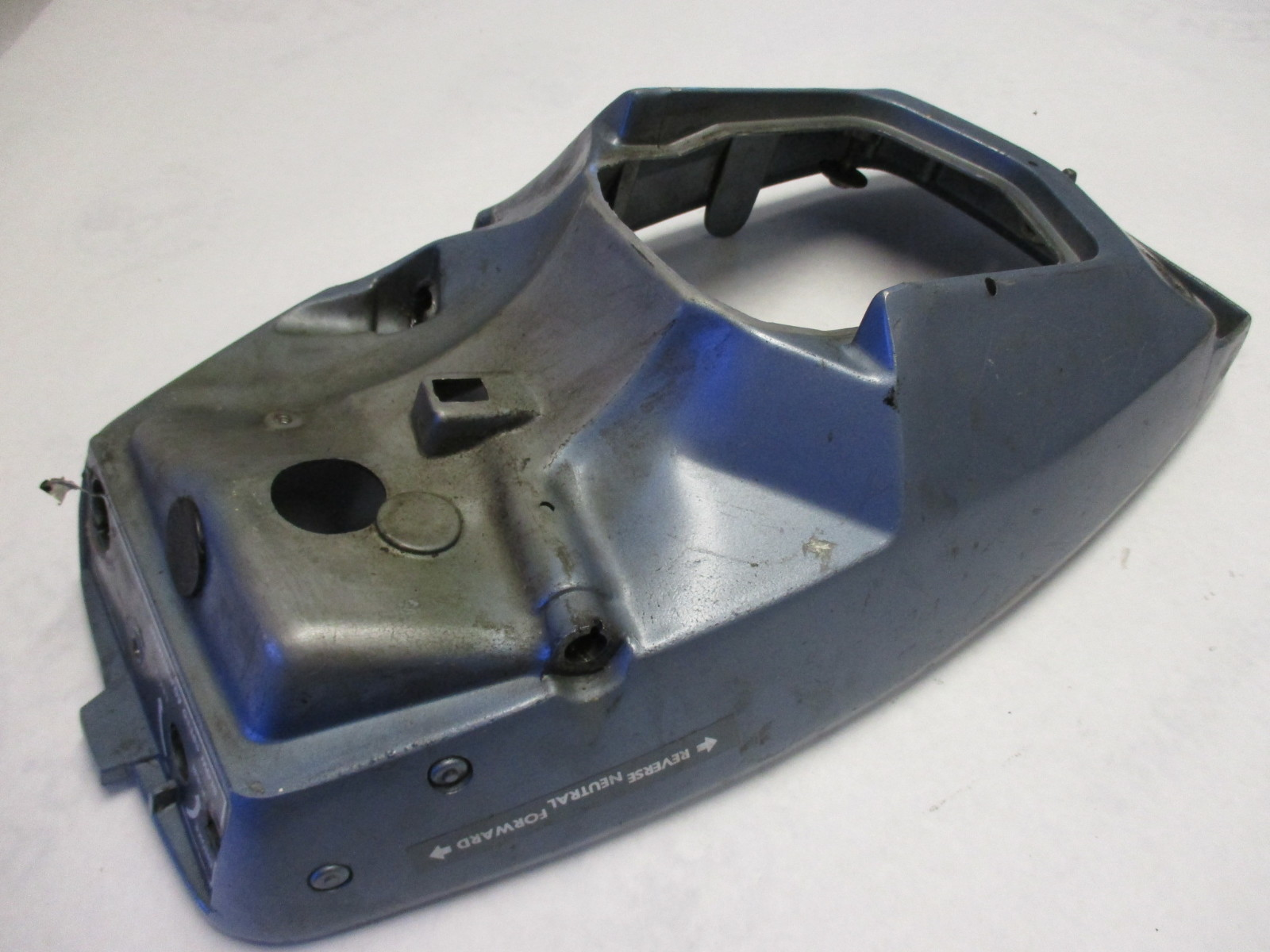 388887 9 9 10 15 hp evinrude johnson outboard motor lower for Boat motor covers johnson