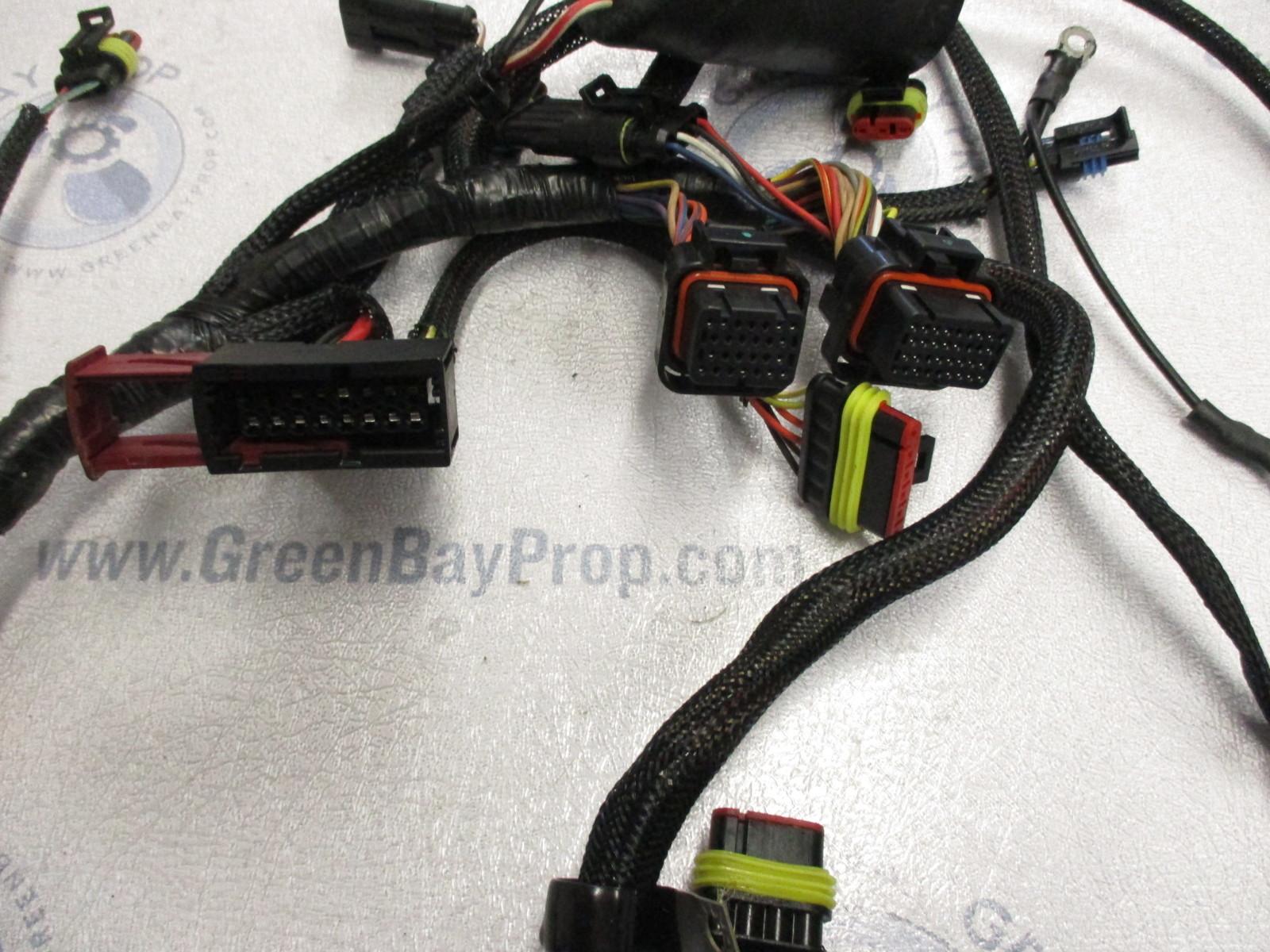 0586973 evinrude etec outboard engine motor wire harness. Black Bedroom Furniture Sets. Home Design Ideas