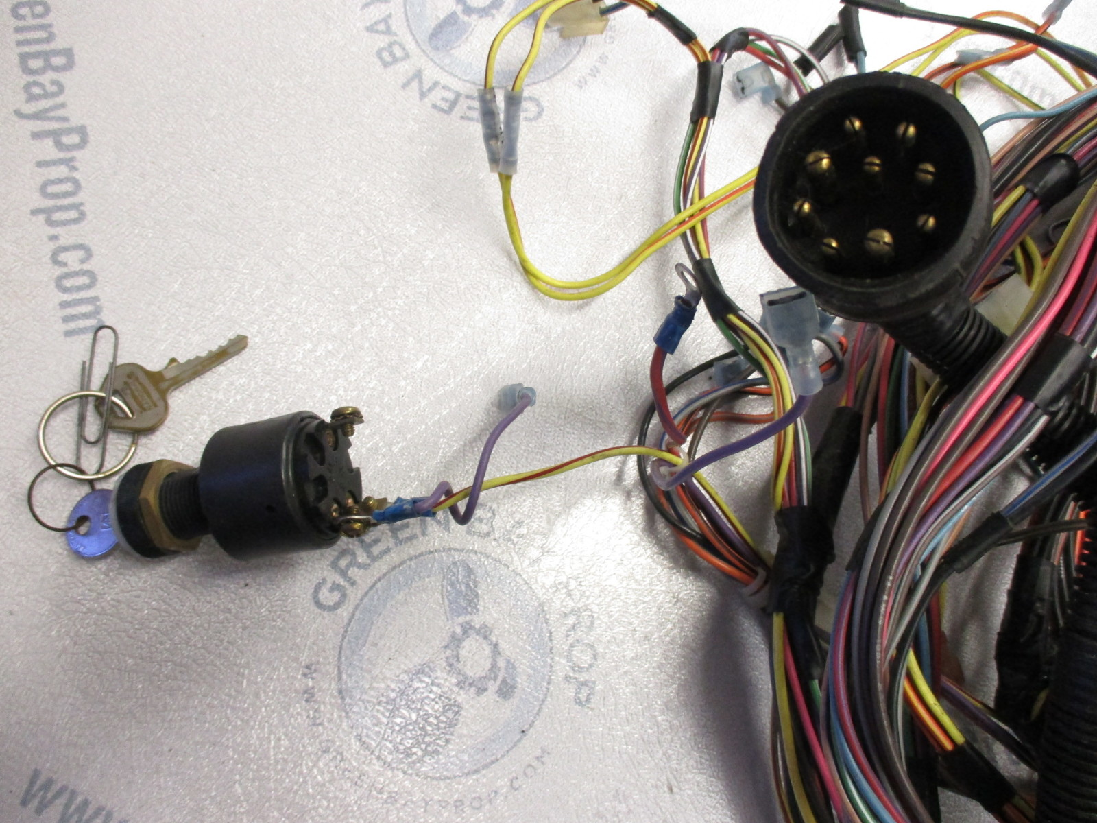Sx Px332m Technics Pedal Wiring Ktm 520 Diagram Volvo Penta 30 4 Cyl Engine To Dash Wire Harness 16 Ft