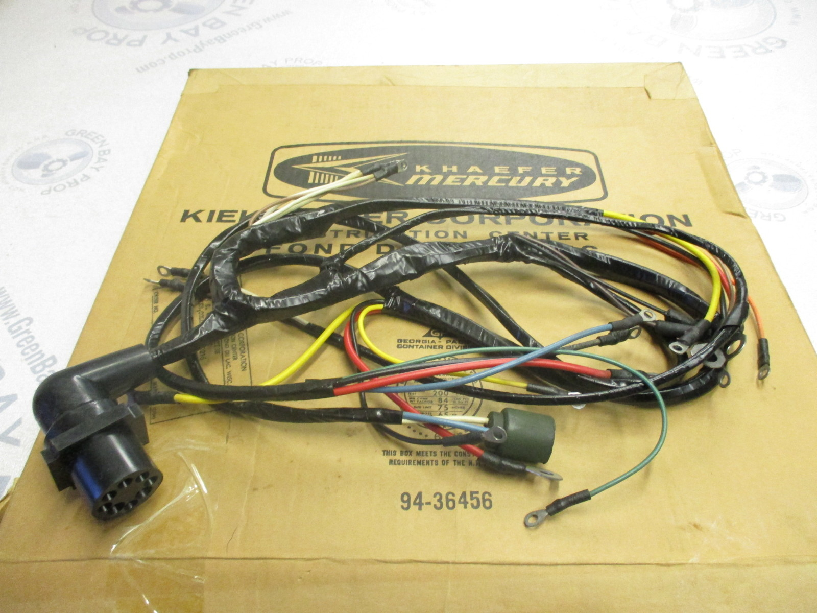 39544a1 Mercury Kiekhaefer Engine Motor Marine Wire