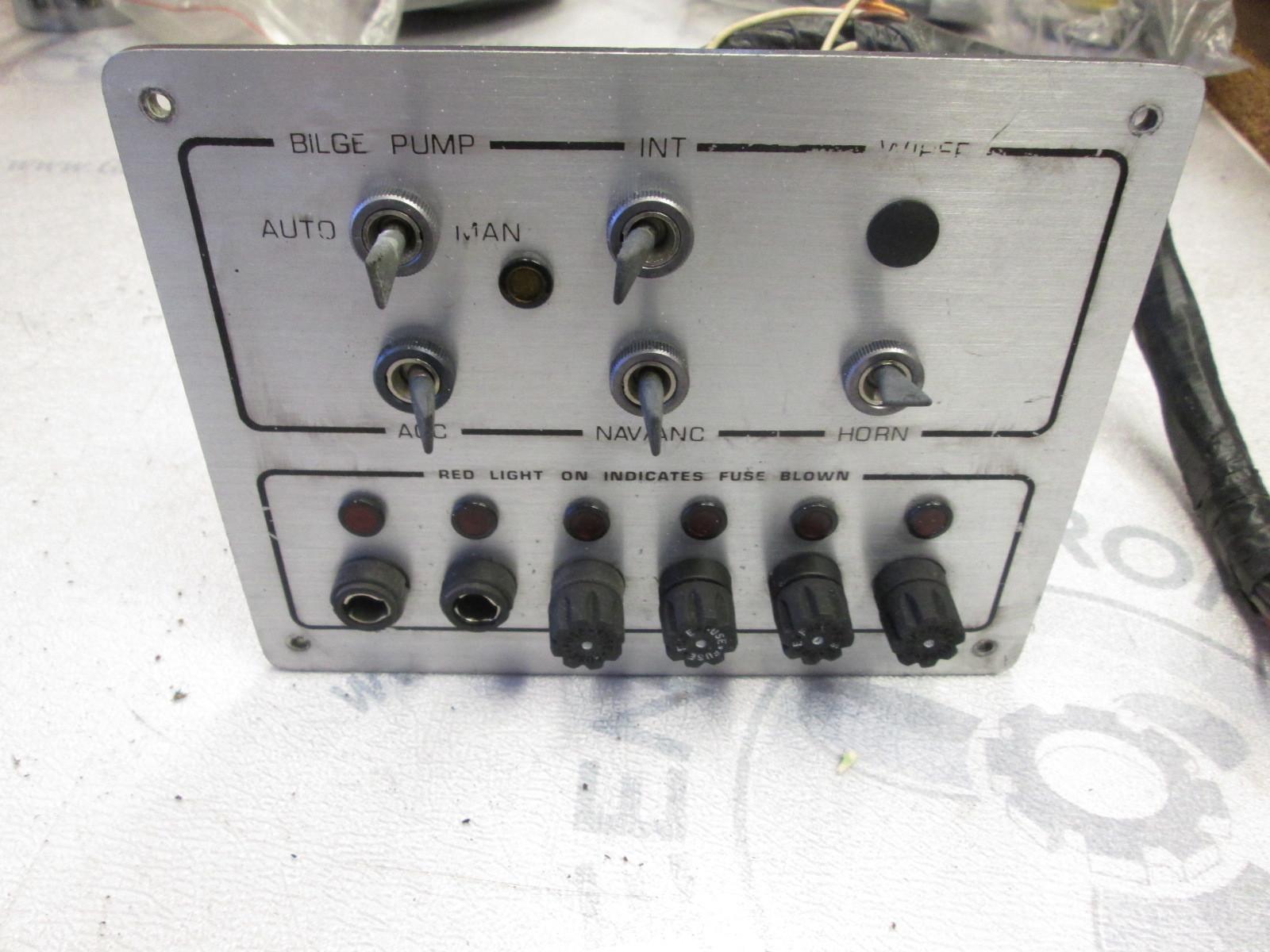 polaris ranger accessory fuse box chris craft accessory switch / fuse dash panel | green bay ...