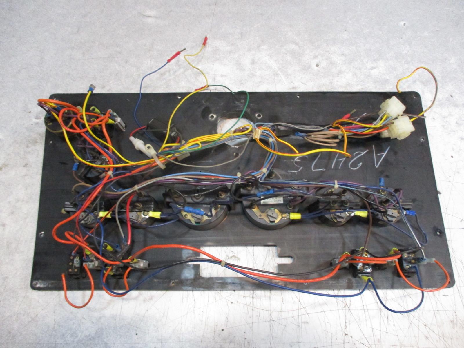 1989 regal medallion 185 boat dash panel gauges instrument. Black Bedroom Furniture Sets. Home Design Ideas