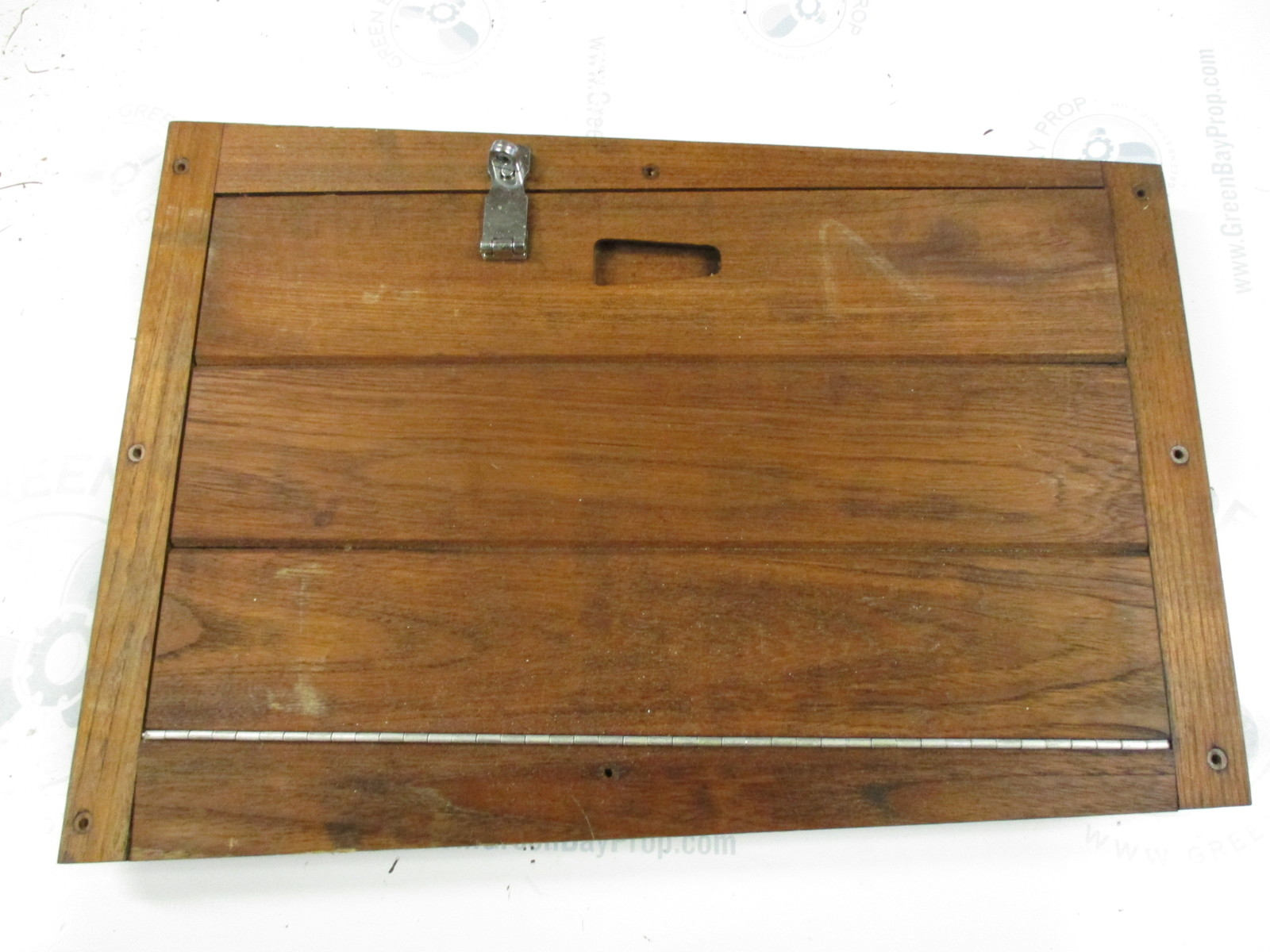 Marine boat teak wood hatch panel quot