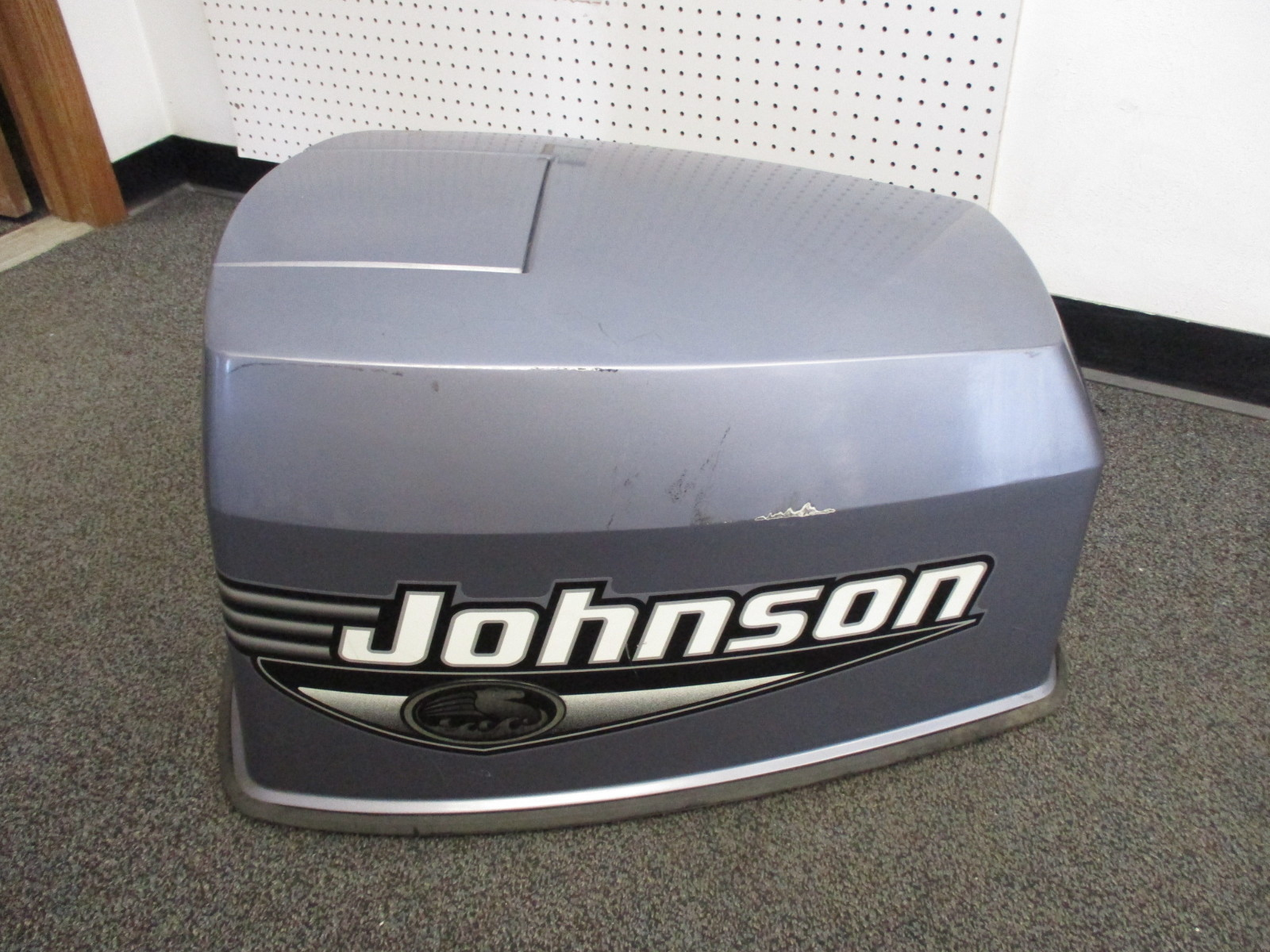 5006435 johnson evinrude outboard engine motor cover for Boat motor covers johnson