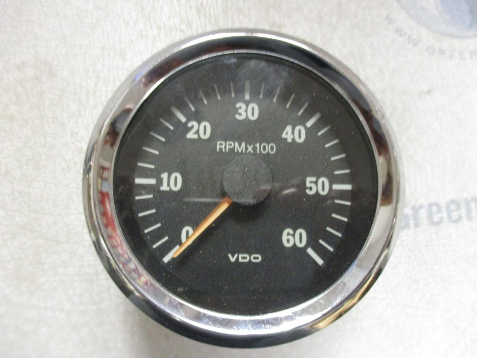 Vdo Tachometer Repair Gas Gauge Wiring Diagram 240 33 Ohm