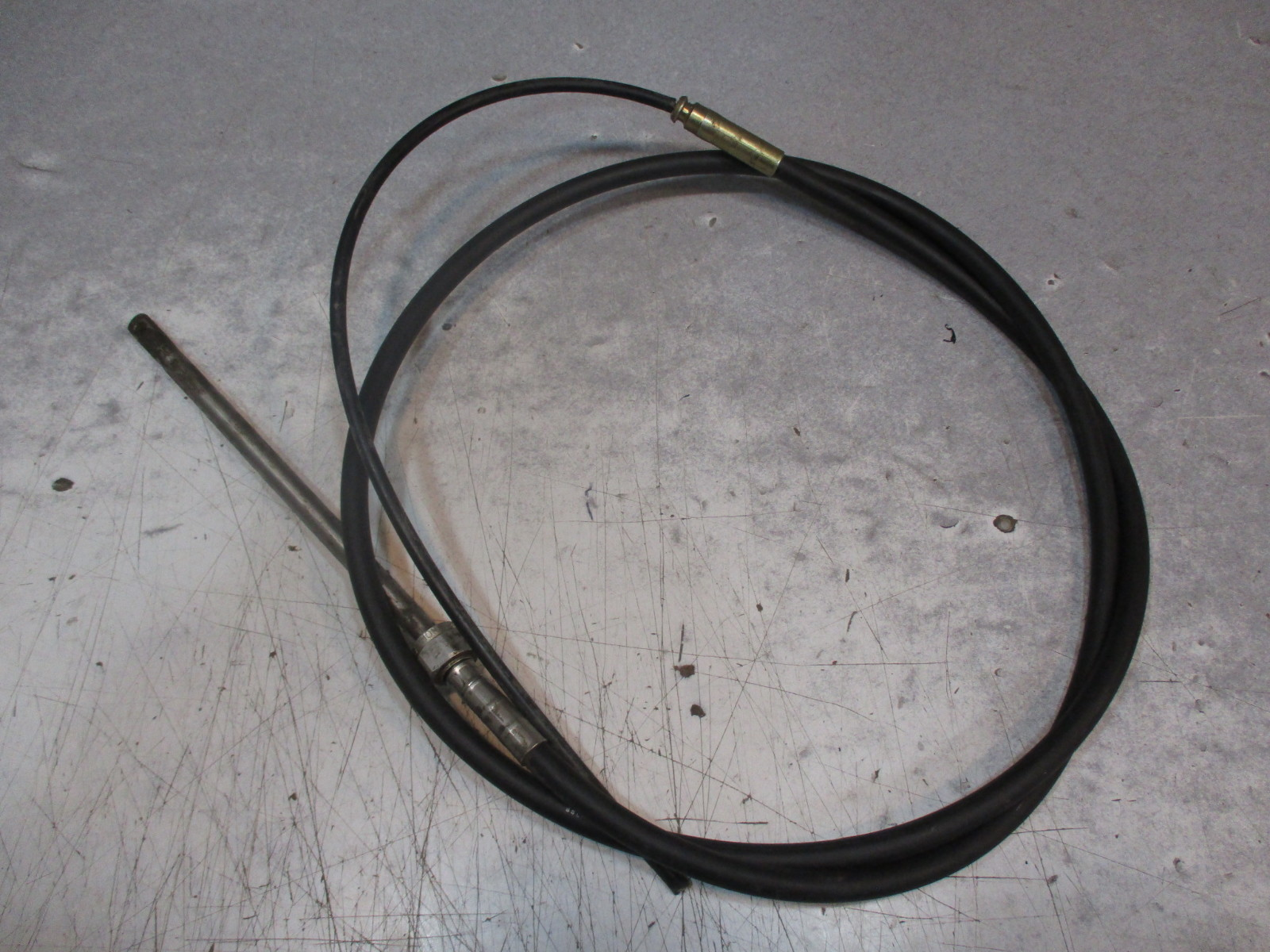 Ssc6209 Teleflex Rotary Boat Steering Cable 9 Green Bay