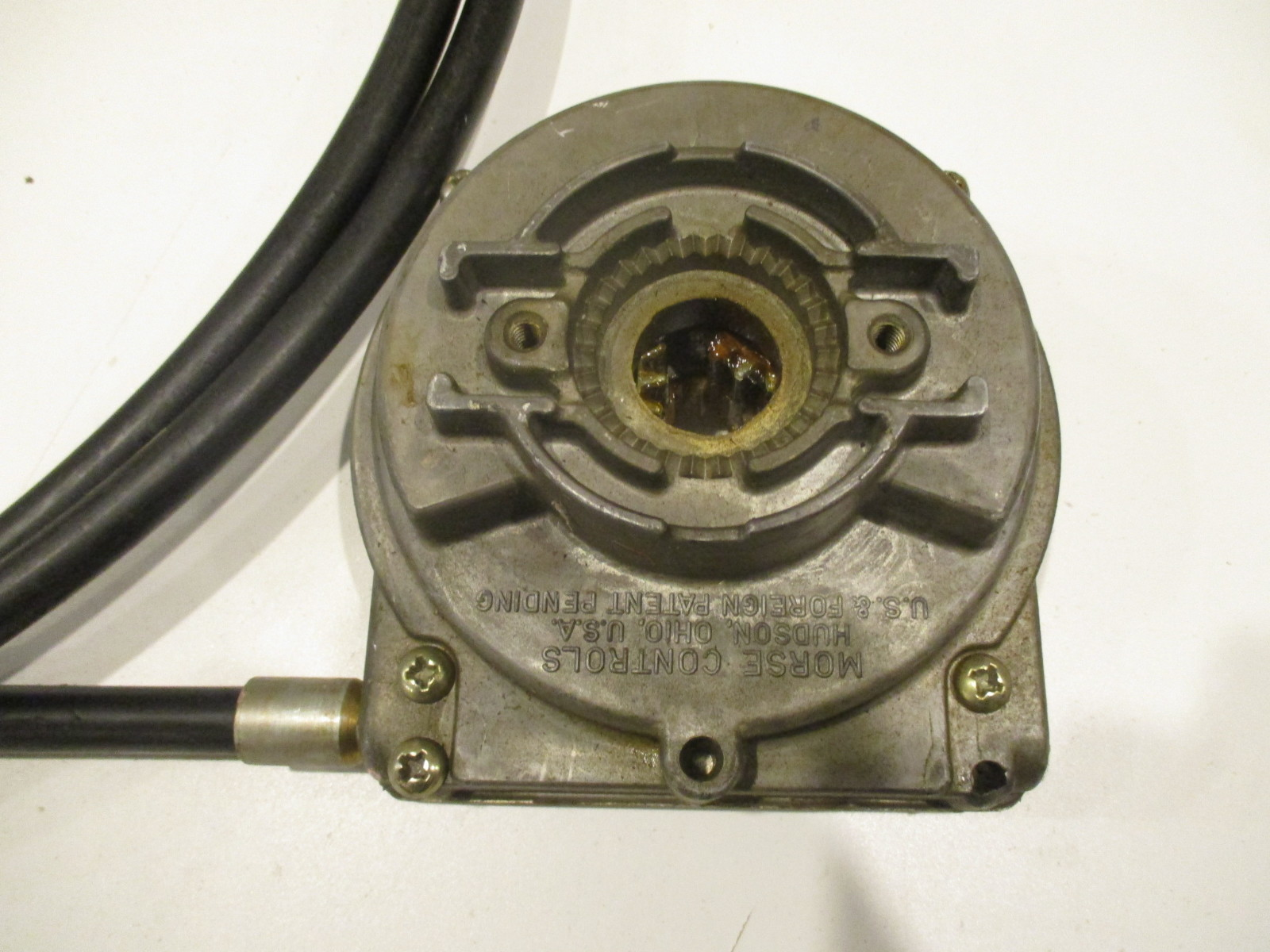 E300623 Morse 15 Marine Boat Steering Cable Amp Rotary Helm