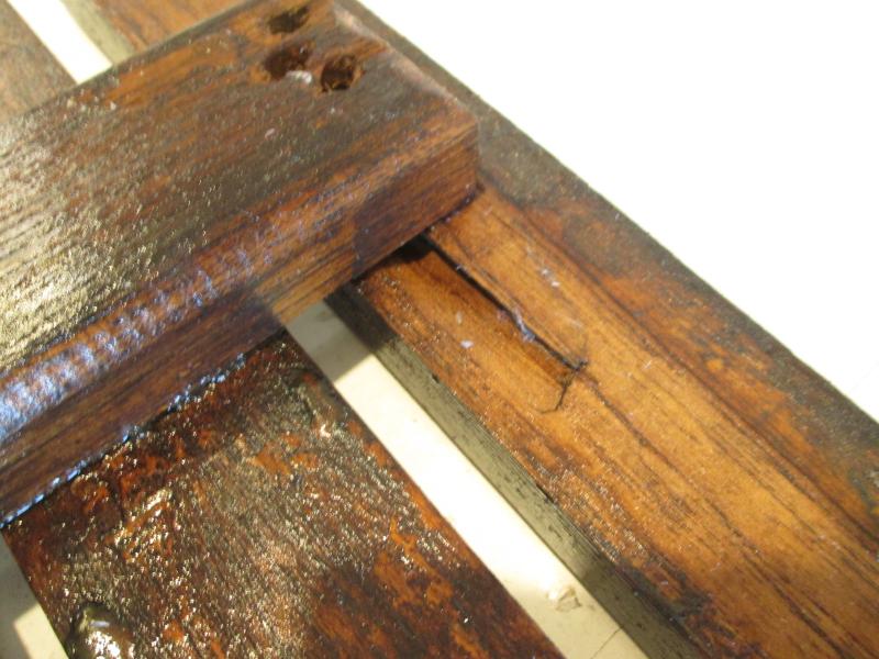 Boat Floor Decking Hatch Teak Wood 35 38 X 11 34 Green Bay