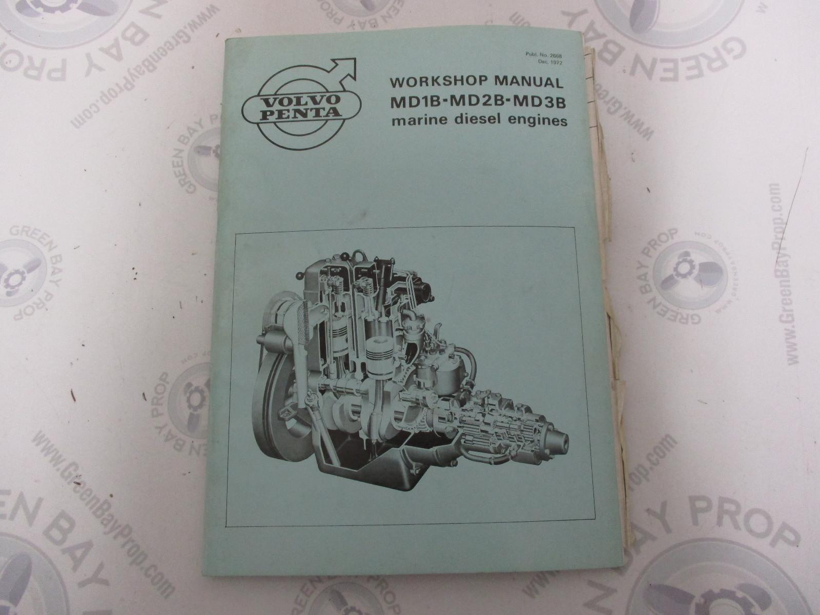 2668 volvo penta service workshop manual md1b 3b marine diesel 2668 volvo penta service workshop manual md1b 3b marine diesel engines 1972 publicscrutiny Images