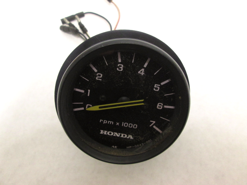 Honda Outboard Tachometer – Billy Knight
