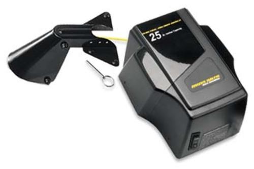 DECKHAND 25 ELECTRIC ANCHOR WINCH-25 Lb Anchor Capacity
