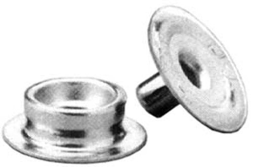 DOT TYPE FASTENERS-Male Carded (10)