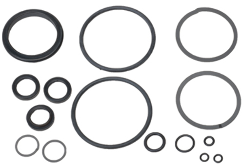 DETWILER JACK PLATE REPLACEMENT PARTS-Seal Kit, Integrated Cylinder to 2008