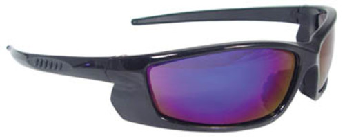 VOLTAGE PROTECTIVE EYEWEAR-Electric Blue Lens