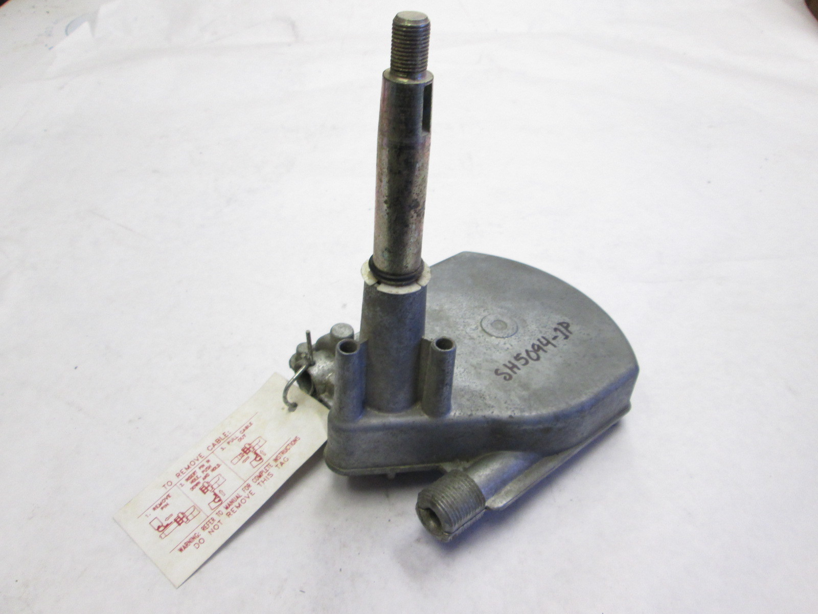 Teleflex Boat Rotary Steering Helm Safe T Quick Connect