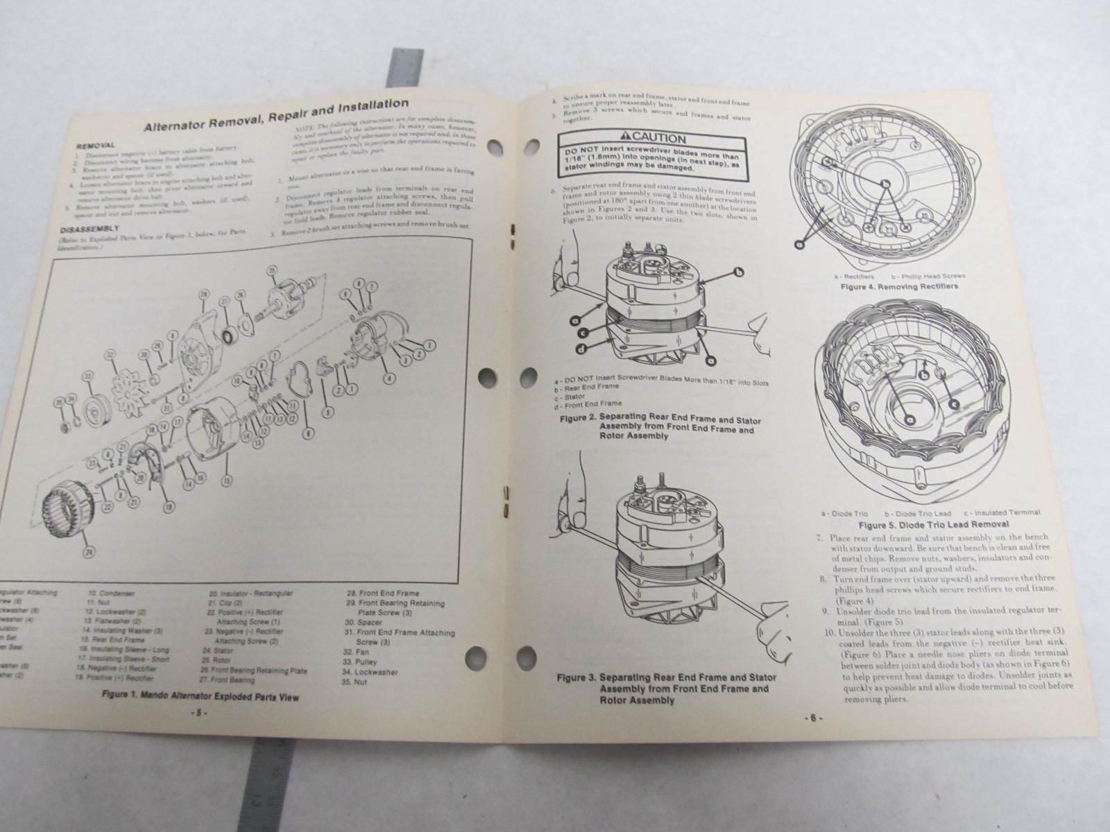mercruiser 4.3 lx service manual