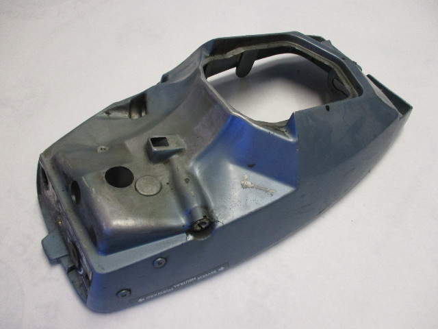 386081 9 9 10 15 hp evinrude johnson outboard lower motor for Boat motor covers johnson