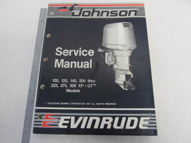 507664 johnson evinrude outboard service manual cc loop. Black Bedroom Furniture Sets. Home Design Ideas