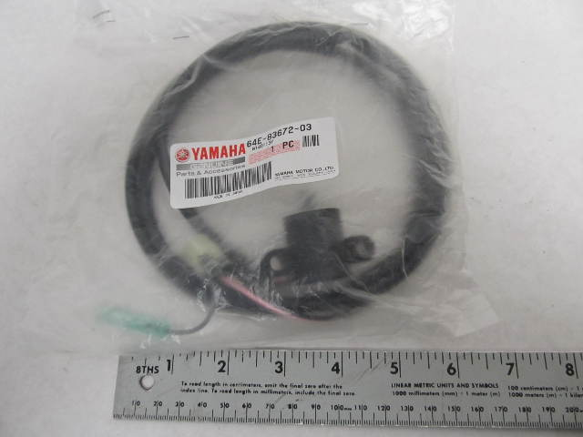 64E-83672-03 64E-83672-02-00 Yamaha Outboard Trim Sender 2001-2003