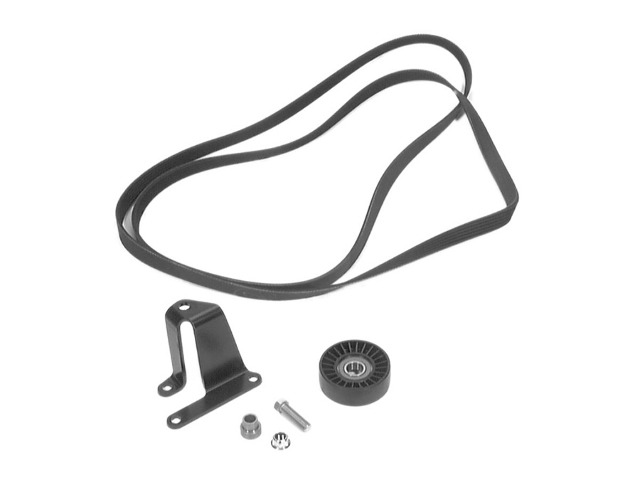 807901T6 Mercury Mercruiser Marine Serpentine Belt Kit