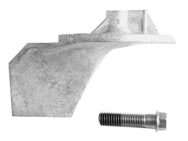 822777A1 Trim Tab Anode Kit for Mercury Mariner Force Mercruiser