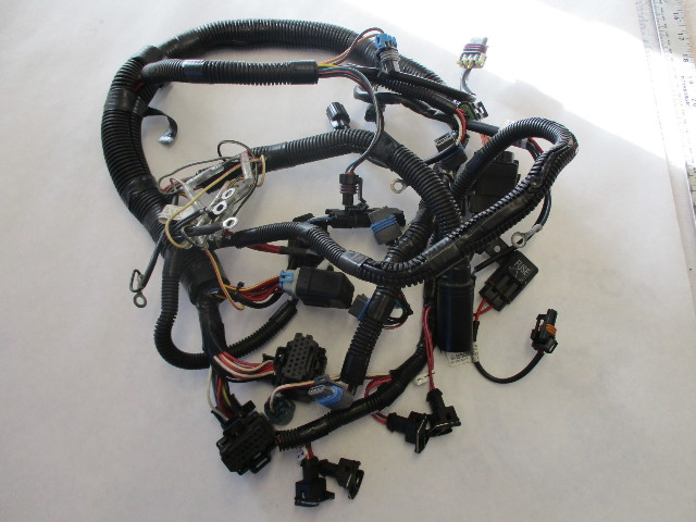 T mercury mariner hp outboard engine wire