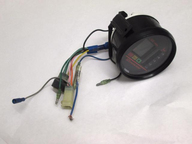 yamaha f150 digital tachometer wiring diagram