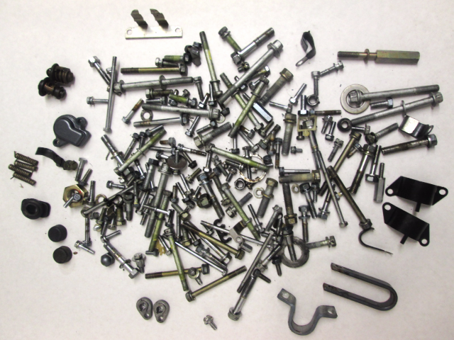 Hardware Yamaha 70hp 1984 Outboard Freshwater Nuts Bolts Screws Washers Retainer