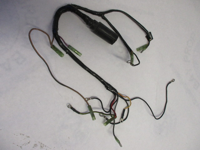 gb466183534 84 18672a 8 wire harness gray lead w bullet connector mercury 40 hp mariner 84 18672a 8 wire harness gray lead w bullet connector mercury 40 40 hp mercury wiring harness schematic at nearapp.co