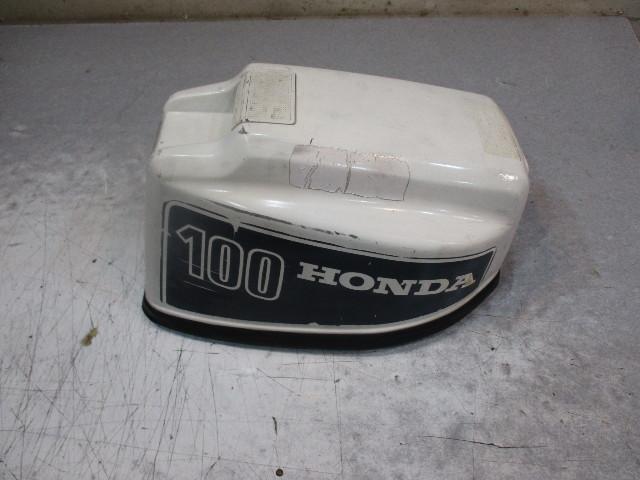 honda outboard b100 10 hp top engine motor cover cowl hood